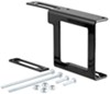 """Curt Easy Mount Bracket for 4- or 5-Way Flat Trailer Connector - 2"""" Hitch 4 Flat,5 Flat C58001"""