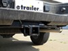 """Curt Easy Mount Bracket for 4- or 5-Way Flat Trailer Connector - 2"""" Hitch Mounting Brackets C58001 on 2011 Chevrolet Silverado"""