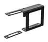 """Curt Easy Mount Bracket for 4- or 5-Way Flat Trailer Connector - 2"""" Hitch Mounting Brackets C58001"""