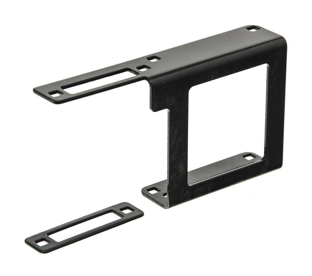"""Curt Easy Mount Bracket for 4- or 5-Way Flat Trailer Connector - 1-1/4"""" Hitch 4 Flat,5 Flat C58002"""