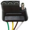 curt wiring 4 flat c58345