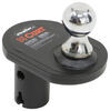 C602 - Chrome-Plated Steel Curt Gooseneck Hitch Ball