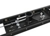 Curt Double Lock, Flip and Store Underbed Gooseneck Hitch w/ Installation Kit - 30,000 lbs Manual Ball Removal C607-604