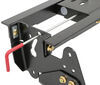Gooseneck Hitch C607-661 - Removable Ball - Stores in Hitch - Curt
