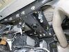 C60700 - 30000 lbs GTW Curt Gooseneck Hitch on 2017 Ford F-250 Super Duty