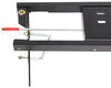 Curt Double Lock, Flip and Store Underbed Gooseneck Hitch w/ Installation Kit - 30,000 lbs 30000 lbs GTW C60712