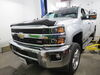 C611-624 - Removable Ball - Stores in Hitch Curt Gooseneck Hitch on 2015 Chevrolet Silverado 2500