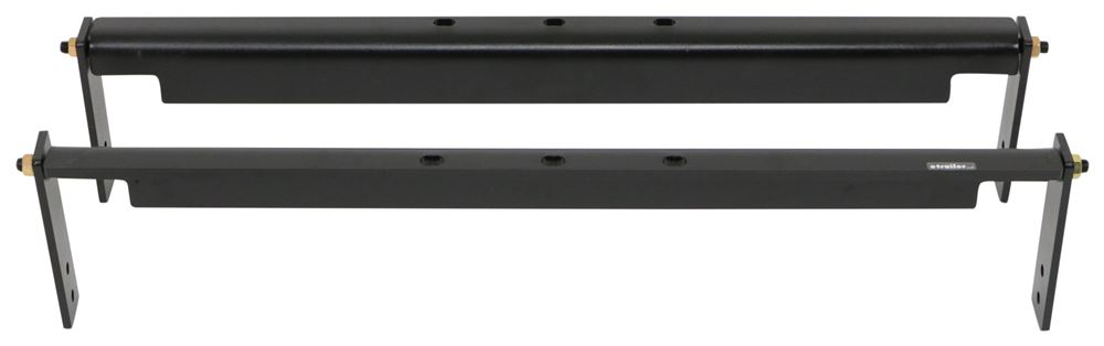 Universal Folding Gooseneck Ball Rail Kit Fold Down Ball Gooseneck C61502