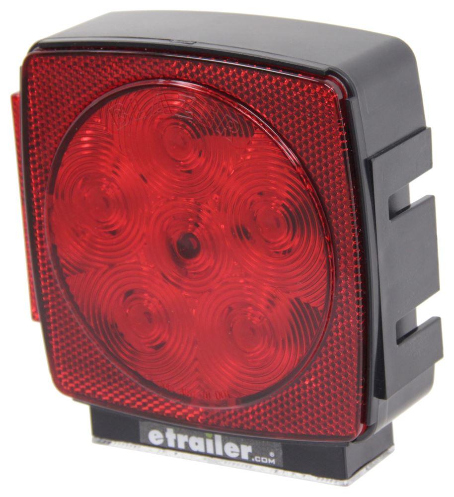 Trailer Lights C7483RTM - Red - Blazer