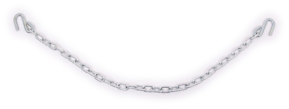 Trailer Safety Chains C80031 - 48 Inch Long - Curt