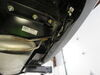 Custom Fit Vehicle Wiring C94FR - 4 Flat - Curt on 2020 Chevrolet Equinox
