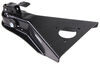 "A-Frame Trailer Coupler - Yoke Latch - Black - 2"" Ball - Weld On - 8,000 lbs 8000 lbs GTW CA-5210-B"