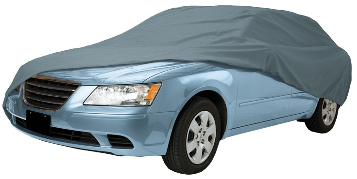 Classic Accessories Mid-Size Cars Covers - CA10012