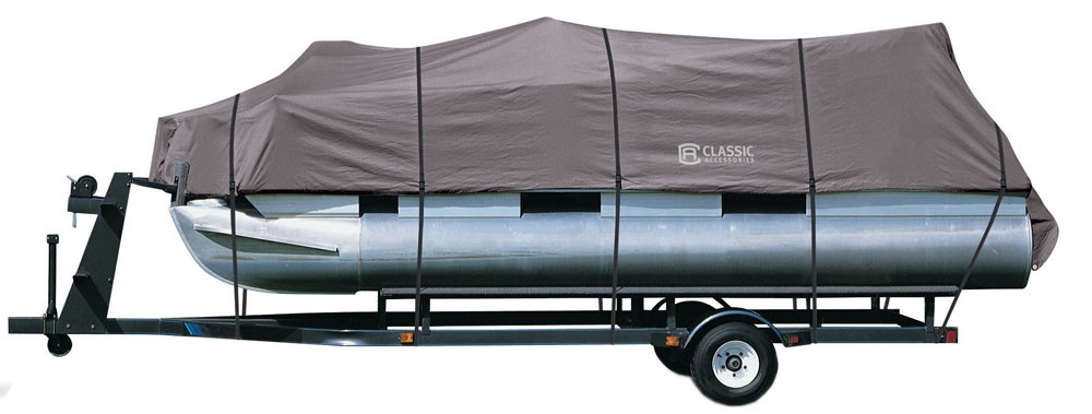 Classic Accessories Gray Boat Covers - CA20028