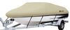 classic accessories boat covers  dryguard waterproof cover - 20' to 22' long up 106 inch beam