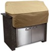 """Classic Accessories Grill Top Cover for Patio Island BBQ - Veranda Collection - 56"""" Long 56 Inch Long CA55055"""