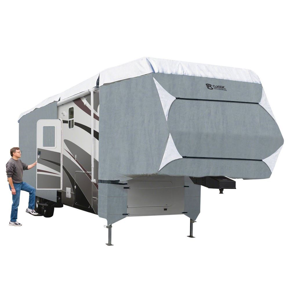 RV Covers CA80-300-203101-RT - Better UV/Dust/Weather Protection - Classic Accessories