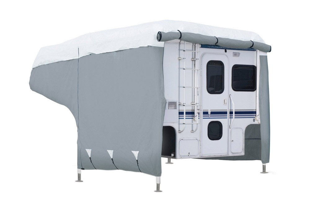 Classic Accessories Truck Camper Cover RV Covers - CA80037