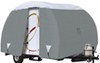 classic accessories rv covers storage deluxe polypro iii hd cover for r pod trailer - up to 20' long