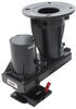 """Convert-A-Ball Cushioned 5th-Wheel-to-Gooseneck Adapter w/ Offset - 12"""" to 16"""" Tall Offset CAB-C5GX1216"""