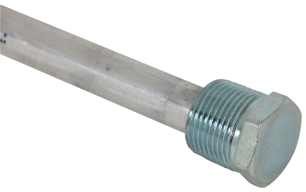 Camco Rv Water Heater Anode Rod Aluminum 3 4 Diameter X 9 1 2 Long Camco Accessories And Parts Cam11563