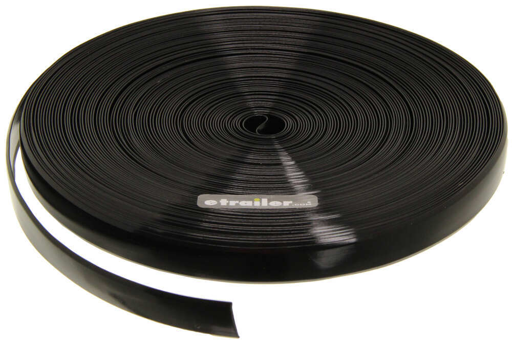 Camco Rv Vinyl Trim Insert Black 100 Long X 1 Wide Camco Rv Exterior Cam25212