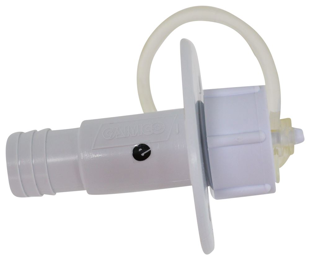 JR Products Drain Ports RV Sewer Hose Fittings - 37295185