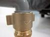 Camco RV Water Pressure Regulator - Brass CAM40055