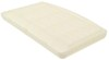camco accessories and parts rv vents fans screen replacement for roof vent cover - white