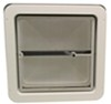 camco rv vents and fans roof vent or trailer - manual 14 inch x white