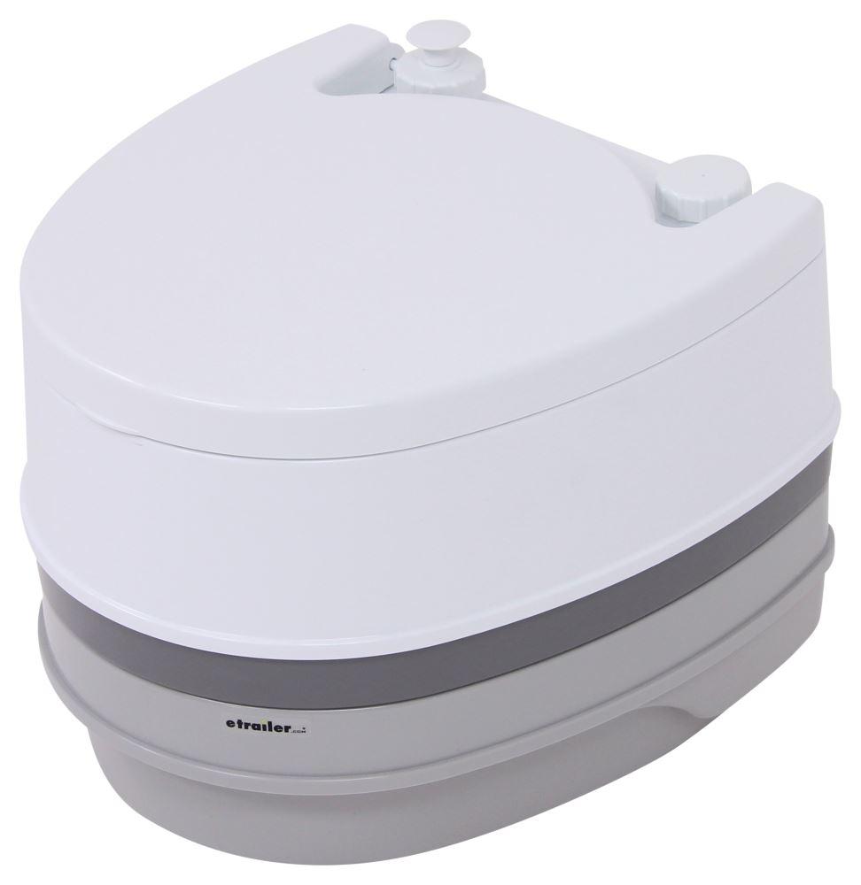 Camco Travel Toilet - 2.6 Gallon 2.6 Gallons CAM41535