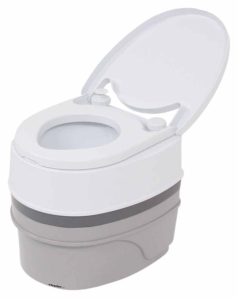 Camco White Portable Bathroom - CAM41545