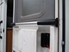 """Camco Deluxe RV Screen Door Cross Bar - 21-1/4"""" long to 28-5/8"""" long - Aluminum - Black Silver and Black CAM42183"""