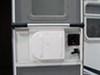 Camco Silver and Black RV Door Parts - CAM42183