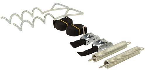 Camco Rv Awning Anchor Kit W Pull Tension Straps Camco Accessories And Parts Cam42593