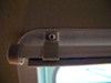 Camco Lights Out Retractable Shade for RV Roof Vents Roof Vent CAM42913