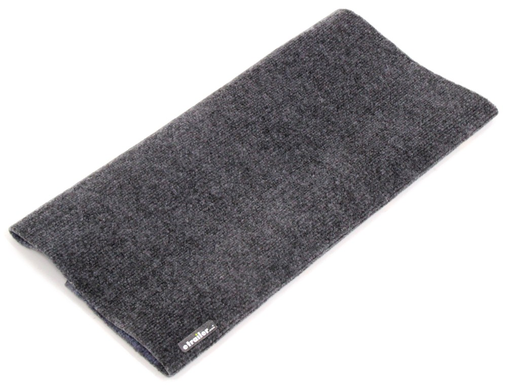 Camco Rv Xl Step Rug 23 Wide Gray Camco Accessories And Parts Cam42935