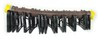 Sidewinder RV Sewer Hose Support System with Storage Handle - 15' Long Black CAM43041