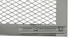 camco rv door parts screen grilles adjustable standard grille - aluminum