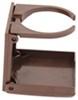 camco kitchen accessories storage and organization drink holder adjustable - brown
