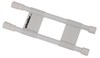 CAM44093 - White Camco RV Cabinet and Drawer Hardware