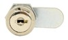 """Camco Cam Lock - Straight or Offset - Key Operated - 1-1/8"""" Thick CAM44363"""