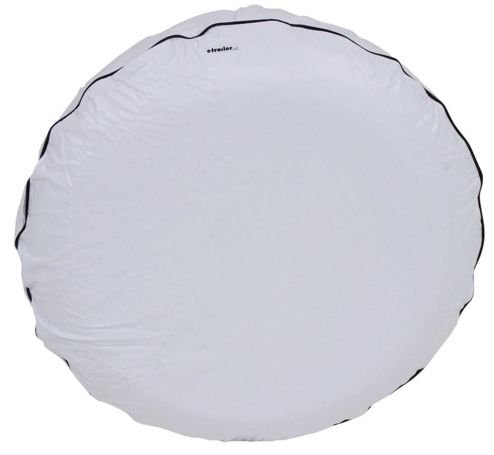CAM45343 - White Camco RV Covers