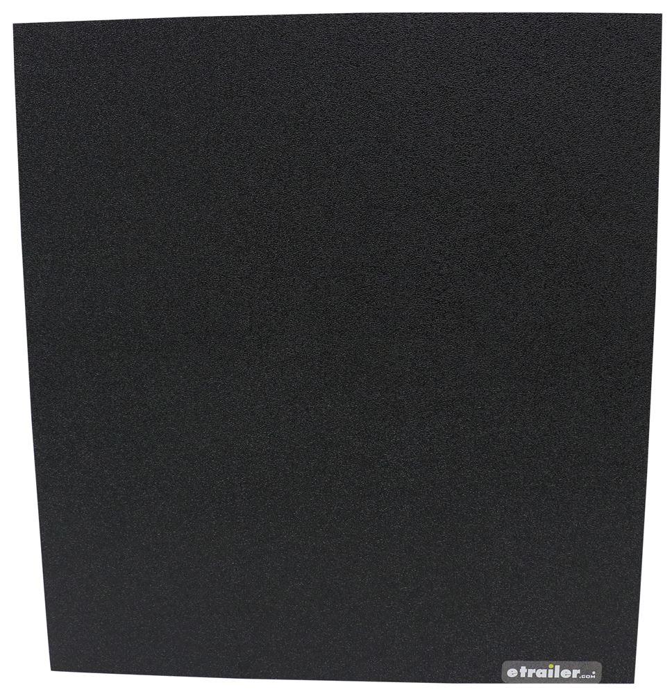 RV Door Parts CAM45564 - Black - Camco