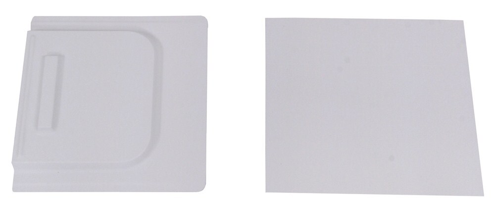 CAM45583 - White Camco Screen Door