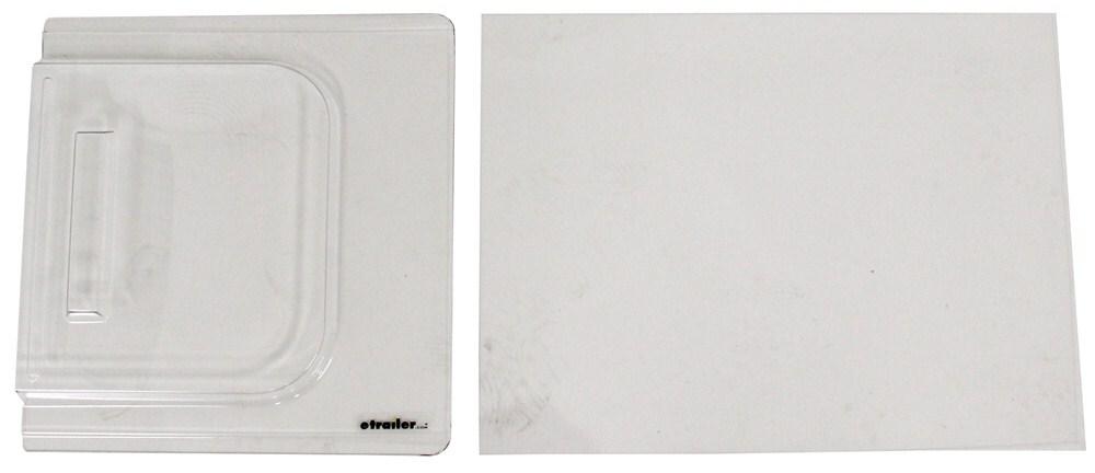 CAM45591 - Clear Camco Screen Door