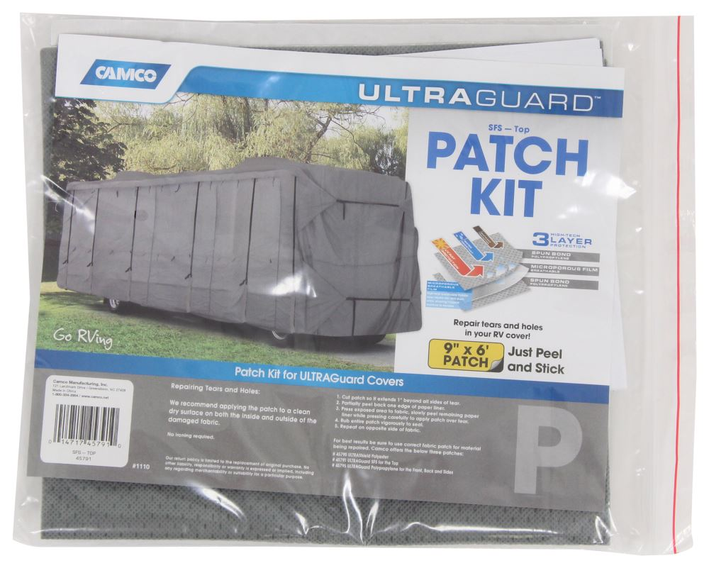 Camco Ultraguard Class C Travel Trailer Cover 24 Long Camco Rv Covers Cam45741