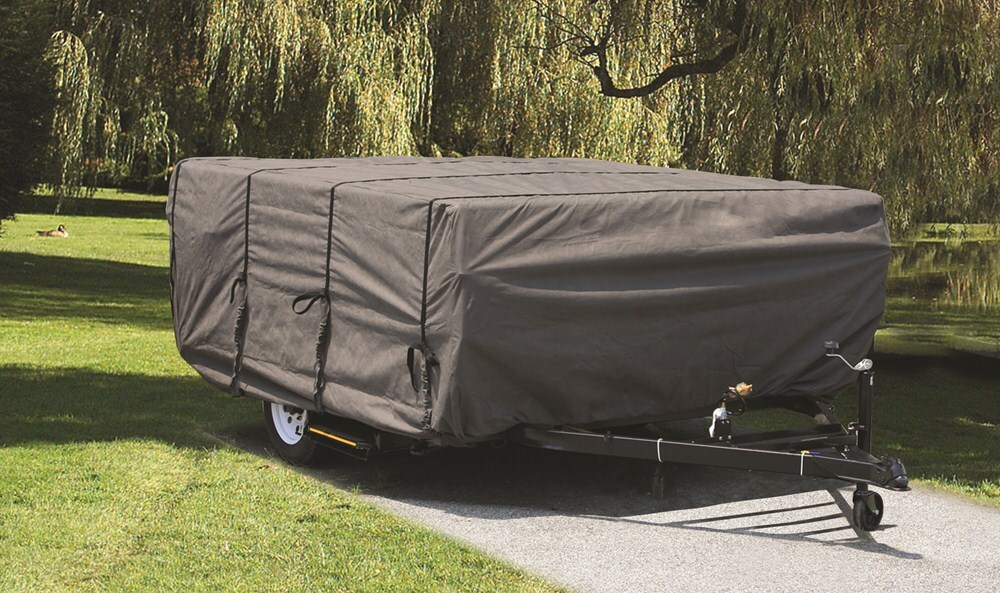 RV Covers CAM45760 - Pop-Up Camper Cover - Camco