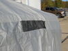 0  rv covers camco storage good uv/dust/weather protection ultraguard pop-up camper cover - 12'-14' long
