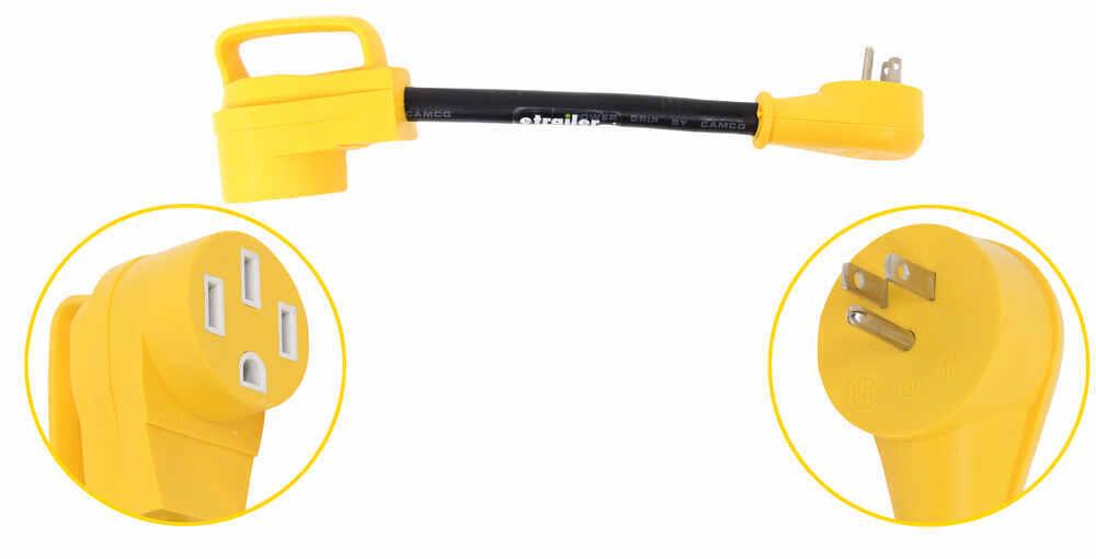 Camco RV Plug Adapters - CAM55168